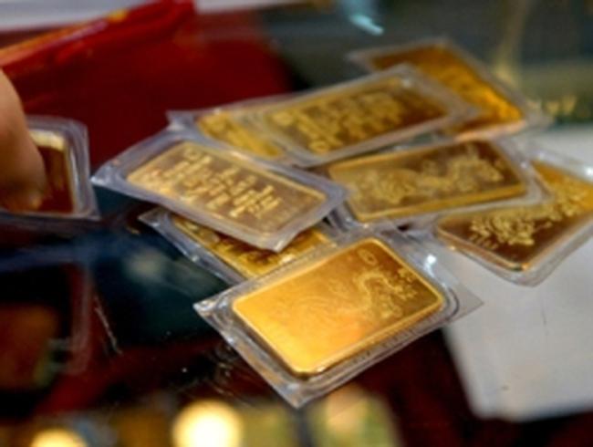 Đã hoàn thành việc dập 80.000 lượng vàng