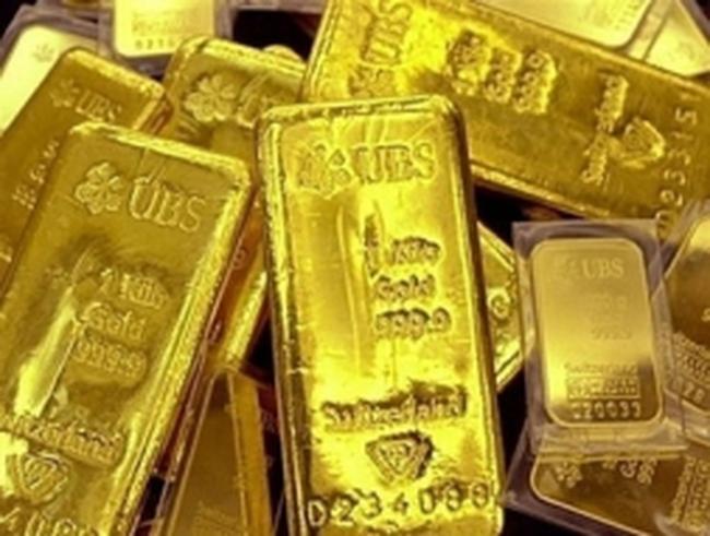 Giá vàng giảm ngày thứ 4 liên tiếp