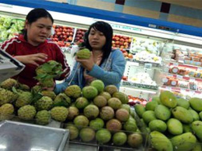 Nhận biết trái cây Trung Quốc