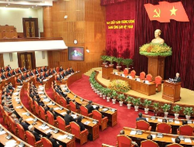 Bế mạc Hội nghị lần thứ 6 Ban Chấp hành TW Đảng