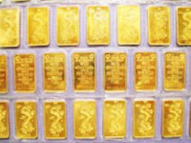 Đã dập được hơn 90.000 lượng vàng