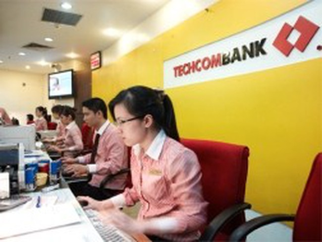 Quý 3/2012: Lợi nhuận của Techcombank giảm gần 27%
