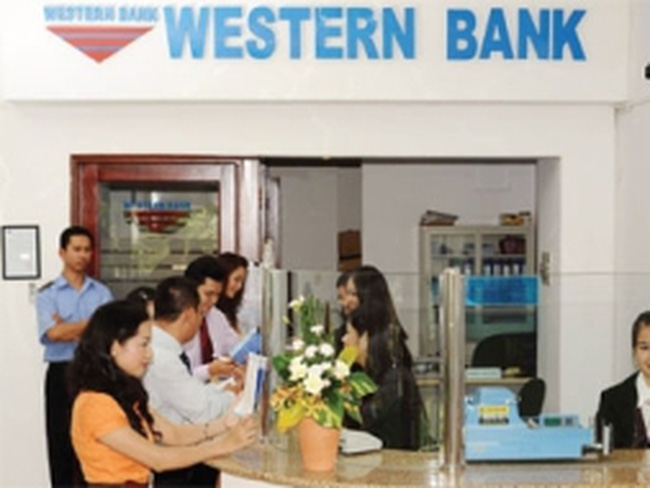 Western Bank: Ngày 8/11 chốt quyền họp ĐHCĐ bầu bổ sung lãnh đạo cấp cao