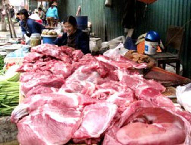 Tết nguyên đán: Khả năng thiếu cung thực phẩm cao