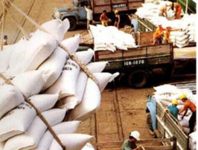 Sẽ đạt mục tiêu xuất khẩu 7,5 triệu tấn gạo