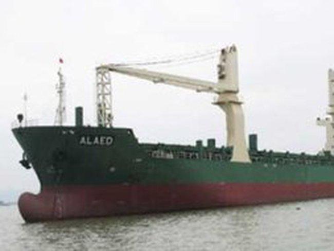 Tàu Nga chở hàng trăm tấn quặng vàng mất tích