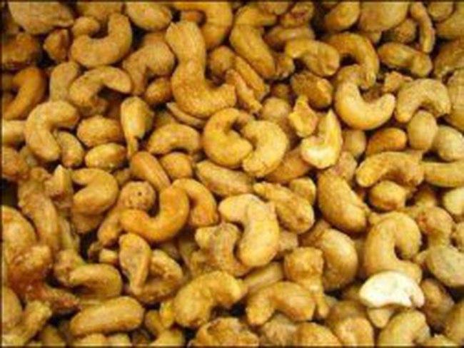 Xuất khẩu hạt điều hướng tới kỷ lục mới