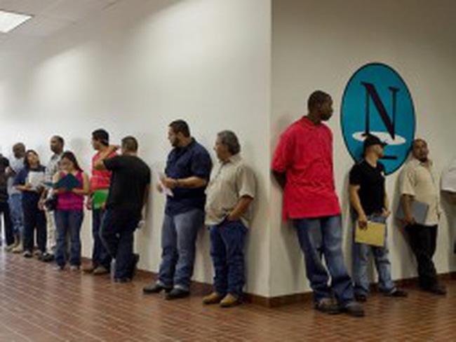 Tỷ lệ thất nghiệp tại Mỹ tháng 10 tăng trở lại