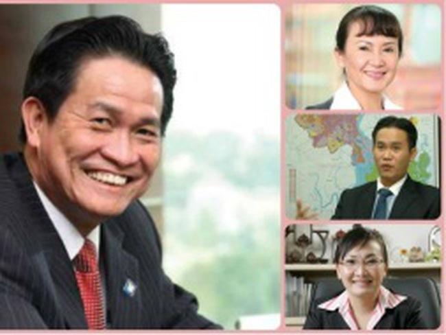 Gia đình ông Đặng Văn Thành thoái vốn khỏi Sacombank ra sao?