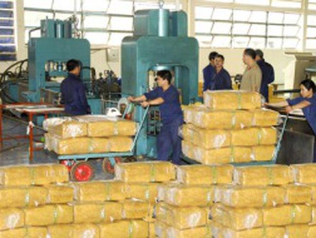 Xuất khẩu cao su sang Trung Quốc diễn biến phức tạp