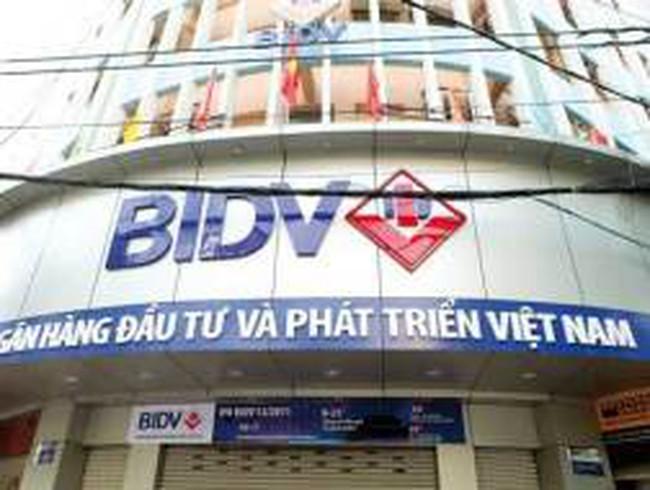 BIDV lãi ròng 337 tỷ đồng trong quý III