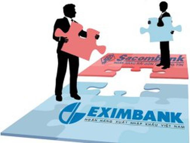 Sáp nhập Eximbank-Sacombank: Đâu phải chuyện đùa