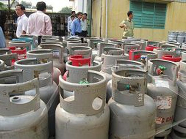 Bình gas… tặc - 'bom nổ chậm' giữa thời bình