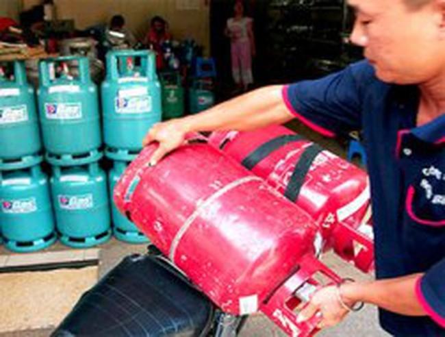 Từ 1/12: Giá gas giảm 11.000 - 12.000 đồng/bình 12 kg