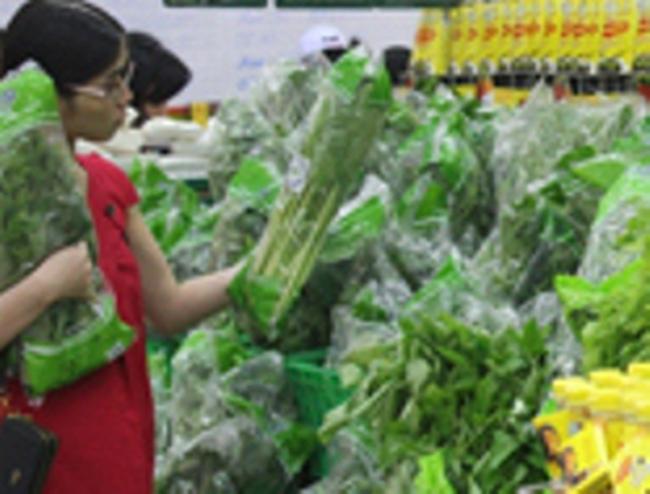 Nông sản vào siêu thị phải có... 7 giấy phép