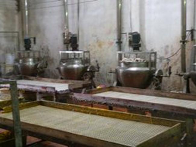 Hãi hùng công nghệ kẹo made in La Phù