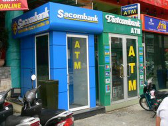 Ngân hàng ngày càng đa dạng dịch vụ ATM