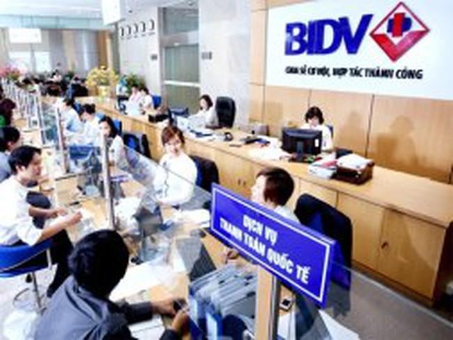 Năm 2012: BIDV đạt LNTT 4.259 tỷ đồng, tín dụng tăng trưởng 16,5%
