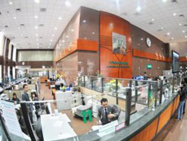 Vietcombank sẽ thưởng tết bằng 2 tháng lương
