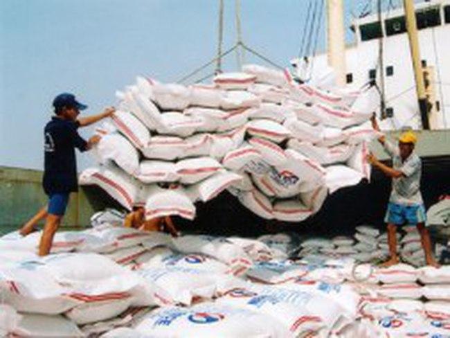 Xuất khẩu gạo: Nghịch lý 2012, trăn trở 2013