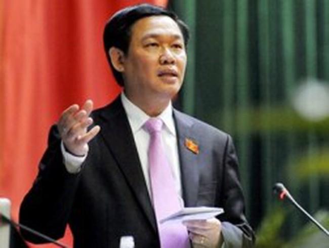 Những phát ngôn nổi tiếng của Bộ trưởng Tài chính Vương Đình Huệ