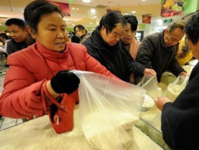 Thị trường gạo thế giới xáo trộn vì Trung Quốc