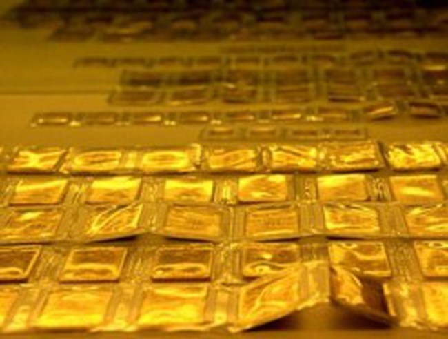Thêm 5 TCTD và 2 DN được cấp phép kinh doanh vàng miếng