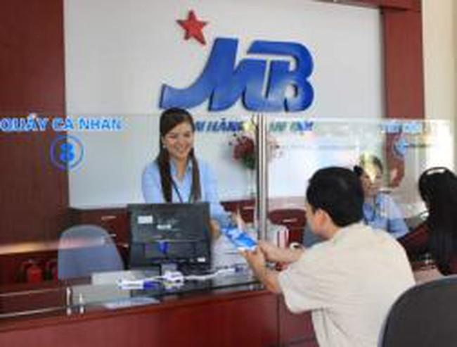 Năm 2012: MB đạt 3.024 tỷ đồng LNTT