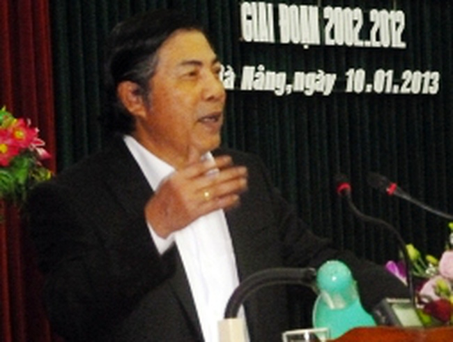 Trưởng Ban Nội chính TƯ tuyên bố sẽ bắt ngay cán bộ ngân hàng tư lợi