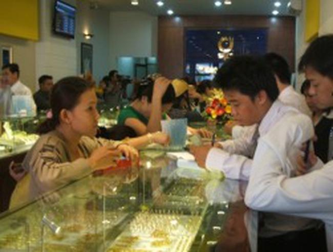 Sẽ lập Trung tâm giao dịch vàng miếng tại Hà Nội và TP.HCM