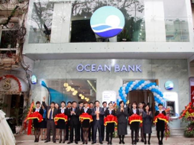 OceanBank khai trương PGD theo nhận diện thương hiệu mới