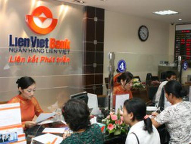 LienVietPostBank: Ngày 15/1/2013 chốt danh sách nhận cổ tức 4% bằng tiền mặt