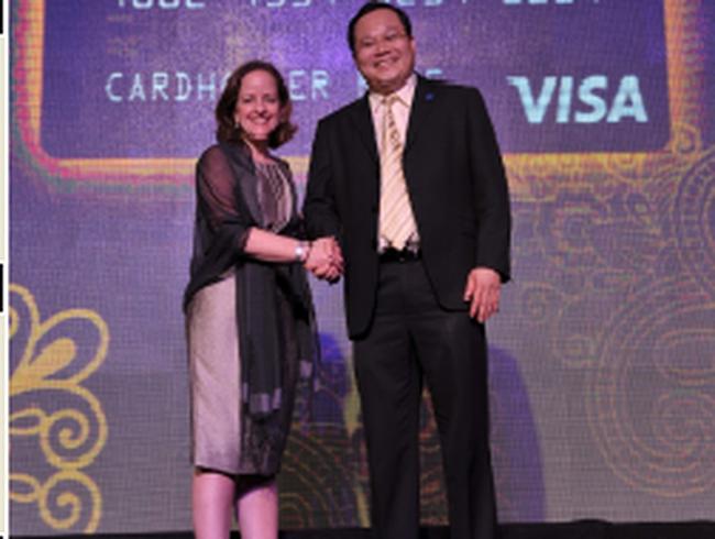 Thẻ tín dụng Visa Infinite chính thức xuất hiện tại Việt Nam