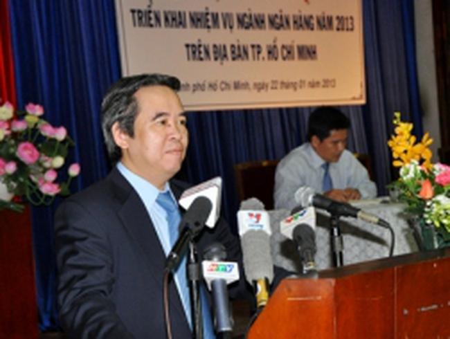 Lợi nhuận ngân hàng TP HCM giảm gần 96%
