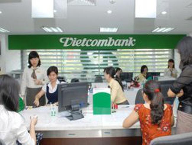 VCB: Dự kiến 28/2 chốt quyền trả cổ tức bằng tiền 12%