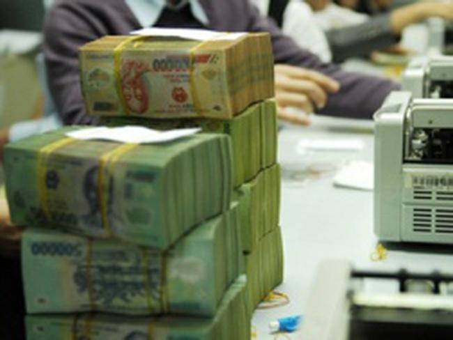 Tài sản của các ngân hàng bất ngờ tăng mạnh