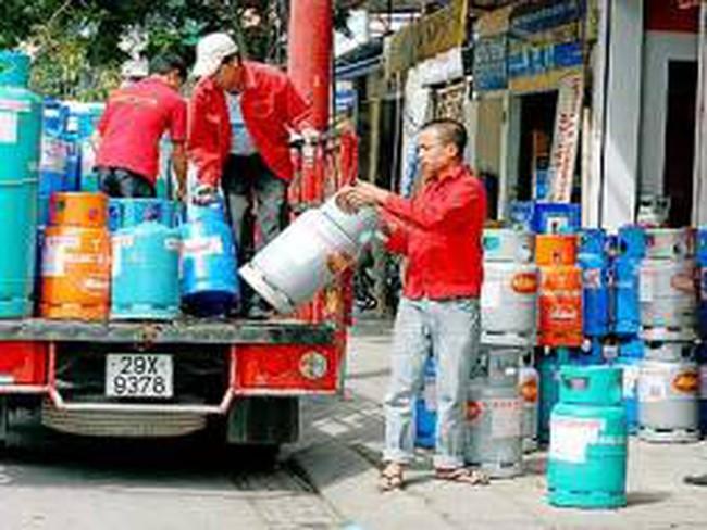Từ 1/3: Giá gas giảm 4.000 đồng/bình