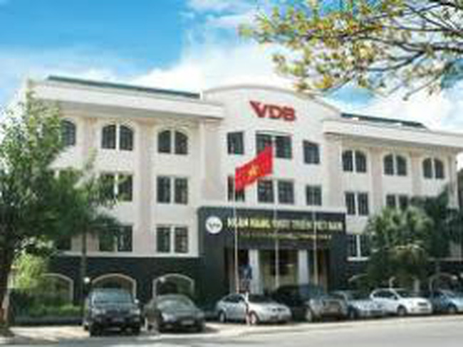 2015: Nợ xấu VDB về dưới 7%