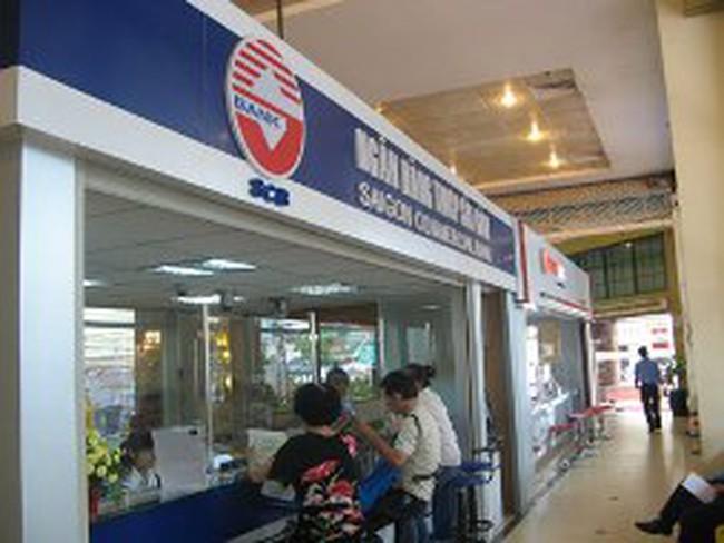 Năm 2012: LNTT của ngân hàng TMCP Sài Gòn đạt 82 tỷ đồng