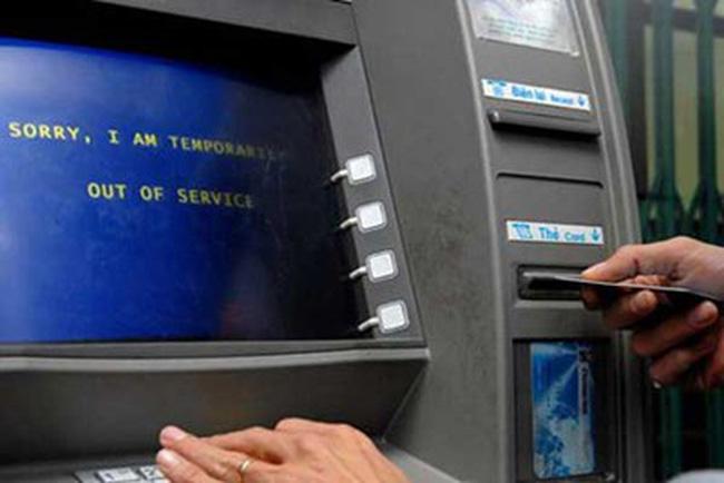 Sẽ xử phạt ngân hàng nếu ATM không đảm bảo