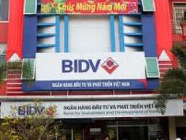 BIDV: 8 tháng cuối năm 2012 lãi 2.919 tỷ đồng, nợ có khả năng mất vốn giảm mạnh