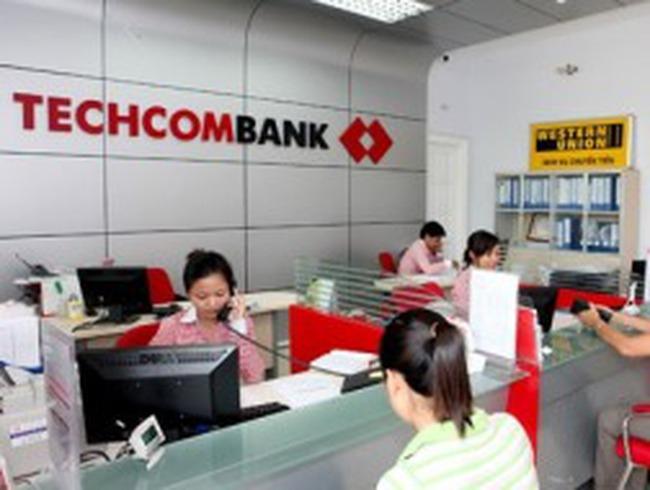 Techcombank-hợp nhất: Lỗ 1.216 tỷ đồng trong quý 4