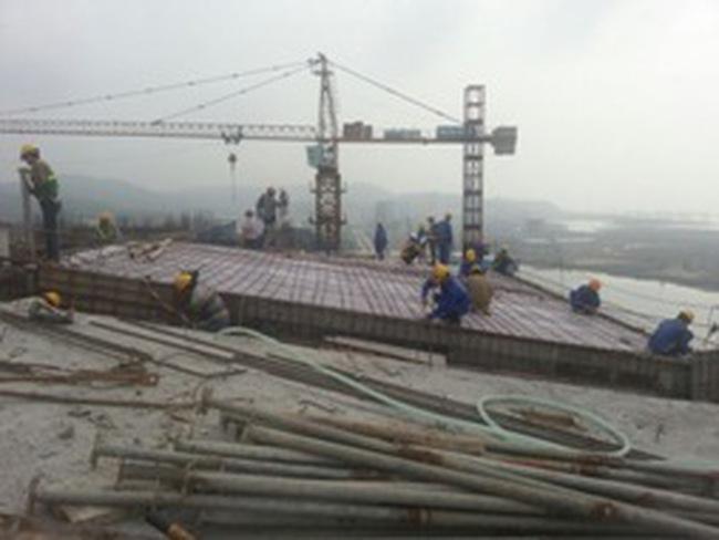 Chung cư Green Bay dự kiến đi vào hoạt động từ cuối quý III/2013