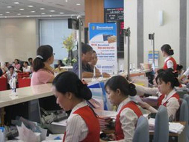 Sacombank đặt mục tiêu LNTT 3.200 tỷ đồng trong năm 2013