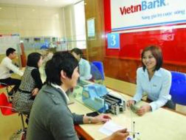 Vietinbank-hợp nhất: Lãi ròng 6.160 tỷ đồng trong năm 2012