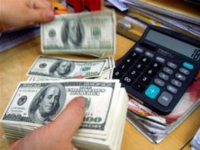 Giá USD ngân hàng bất ngờ tăng vọt lên kịch trần