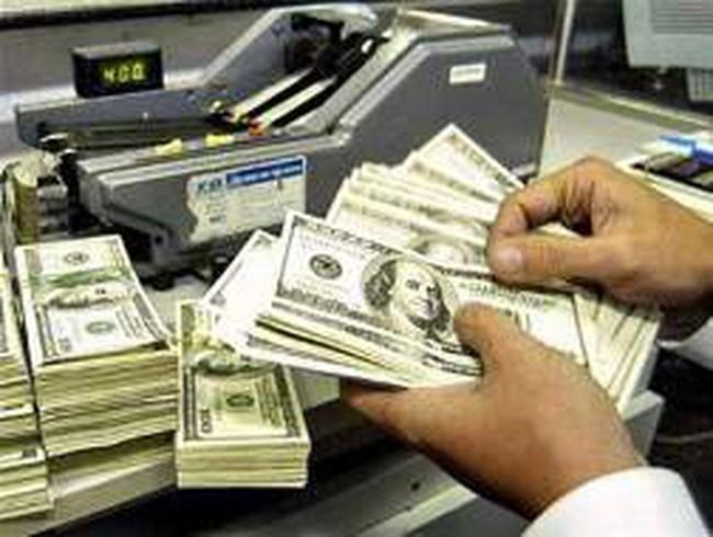 Tiếp tục tăng, giá USD ngân hàng lên 20.930 đồng