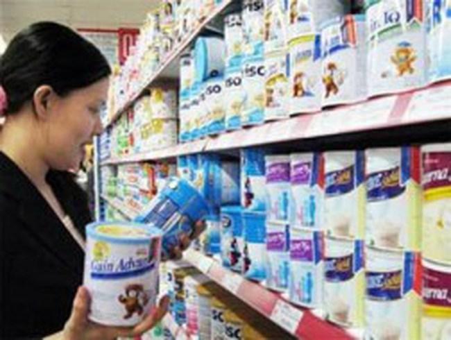 Nhiều hãng sữa sẽ tăng giá 9%-10% kể từ tháng 3