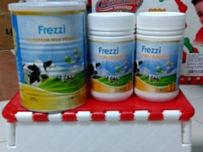 "Thêm sữa nhập khẩu Frezzi nghi chung kịch bản ""lừa"" Danlait"