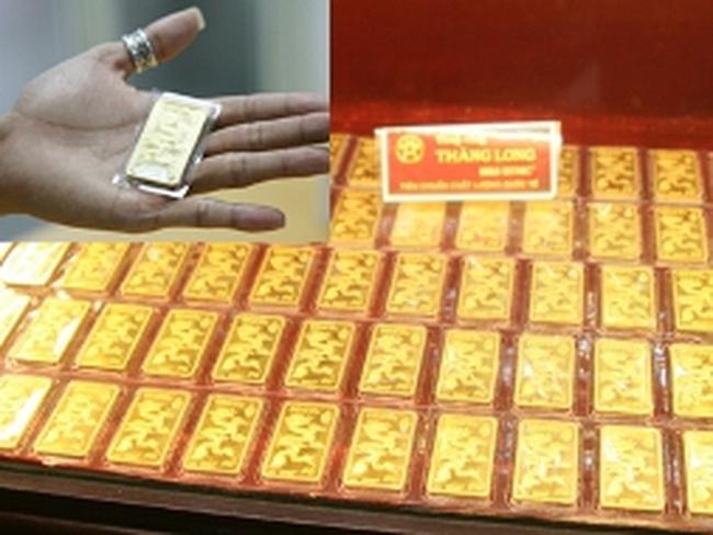 NHNN sắp quy chuẩn việc đóng gói và tổ chức giao, nhận vàng miếng